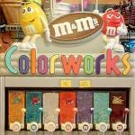 m&m's Colorworks Dispenser (StreetView)