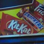 Candy bars (StreetView)