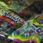 Bags of candy (StreetView)