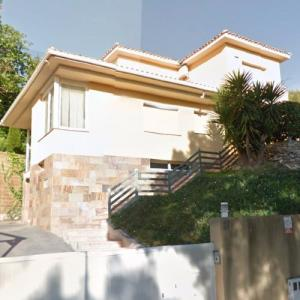 Lionel Messi's House (former) (StreetView)