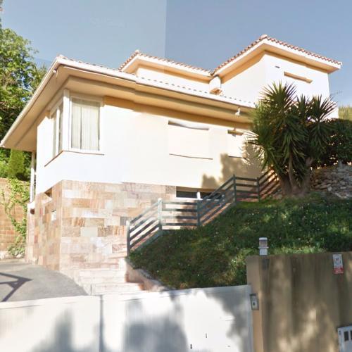lionel messi 39 s house former in castelldefels spain 2 virtual globetrotting. Black Bedroom Furniture Sets. Home Design Ideas