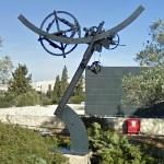 'Eos XK³' by Jean Tinguely (StreetView)