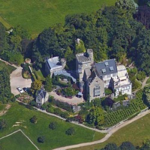 Ralph Sonnenberg S House In Lucerne Switzerland Google Maps