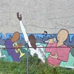 Musical mural (StreetView)