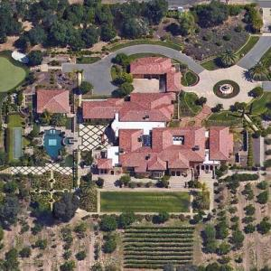 Mike Splinter's House (Google Maps)