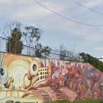 Key Highway Mural (StreetView)