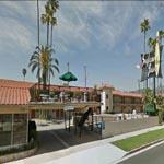 "Filming Location for ""True Romance"" Safari Inn (StreetView)"