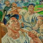 Mickey Mantle & Roger Maris by Russell Hoban (StreetView)