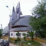 Hungarian Pavilion for the Expo '92 Seville (StreetView)