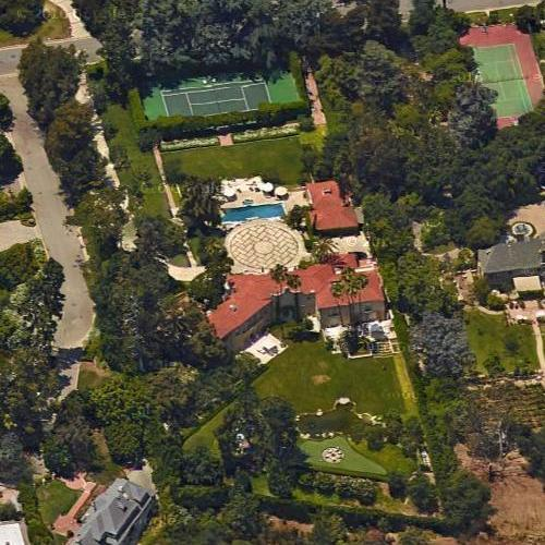 Oscar De La Hoya's House in Pasadena, CA - Virtual Globetrotting