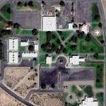 Playas, NM (Dept. of Homeland Security training) (Google Maps)