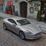 Aston Martin Rapide (StreetView)