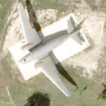 Douglas DC-3 (Google Maps)