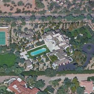 Larry Clemmensen's House (Google Maps)