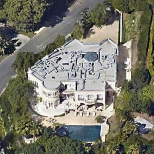 Robert Hanasab's House (Google Maps)