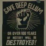 'Save Deep Ellum' (StreetView)