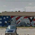 American mural