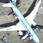 "Korean Air Boeing 777 ""new horizon of Korea"" (HL7752)"