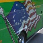 13-star flag (StreetView)