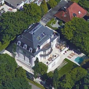 Thomas Mann's house (former) (Google Maps)