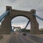 Grunwaldzki Bridge (StreetView)