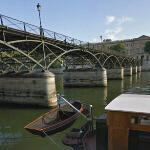 Pont des Arts (StreetView)