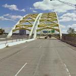 Dan C. Beard Bridge (StreetView)