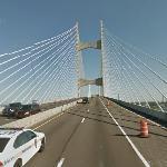 Dames Point Bridge (StreetView)