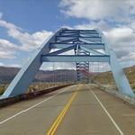 Shelby Rhinehart Bridge (StreetView)
