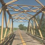 Timber Creek Bridge (StreetView)