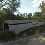 Huffman's Mill Covered Bridge