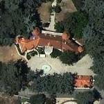 Phil Spector's House (Google Maps)