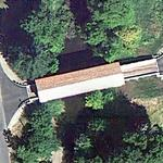 Parvin Covered Bridge (Google Maps)
