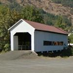 Horse Creek Covered Bridge (StreetView)