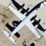 "Lockheed C-121C ""Super Constellation"" (Google Maps)"