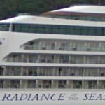 MS Radiance of the Seas (StreetView)