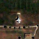 F-16A Fighting Falcon (Google Maps)