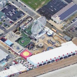 Gillian's Wonderland Pier (Google Maps)