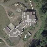 50,000 square foot mansion never finished (Google Maps)
