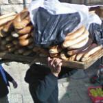 Man with a load of bread (StreetView)