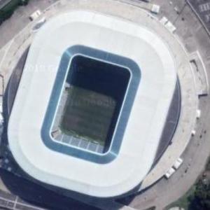 Grêmio Arena (Google Maps)