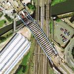 Building bridge upon bridge (Google Maps)