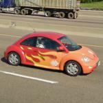 Flaming Beetle (StreetView)