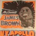 James Brown at the Apollo Theatre (StreetView)