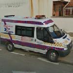 La Sagra ambulance (StreetView)