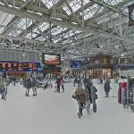 Glasgow Central station (StreetView)