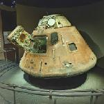 Apollo 14 Command Module (StreetView)