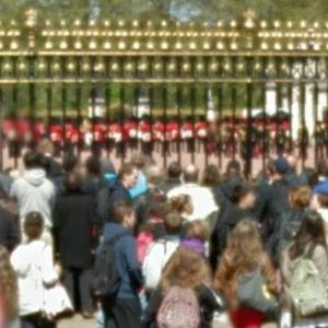 Changing of the Guard, Buckingham Palace (StreetView)