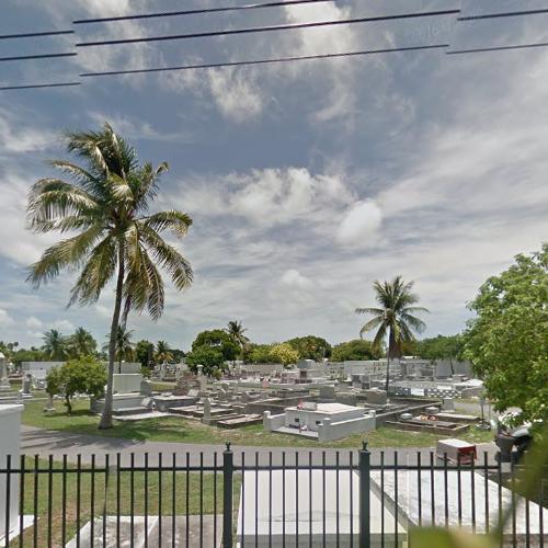 Key West Cemetery (StreetView)