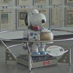 Astronaut Snoopy